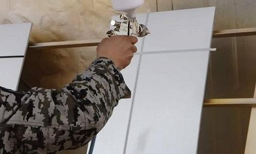 墙面油漆喷涂还是滚涂 墙面喷涂价格