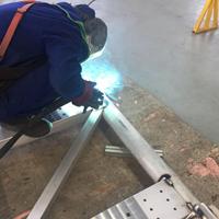 铝型材框架焊接_专业铝型材铝结构件焊接_铝材框架焊接工厂
