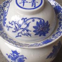 养水坛子批发陶瓷泡菜坛生产加工陶瓷坛定制