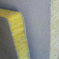 水泥抹面岩棉复合板生产厂家?