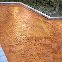 彩色水泥艺术地坪核心材料 源头厂家直销