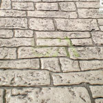 厂家直销彩色水泥仿石压模地坪(限时大促)