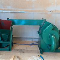 山东木材粉碎机组粗细均可加工
