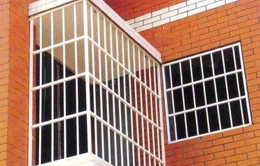 防盗窗多少钱一平方  防盗窗的款式图片2018