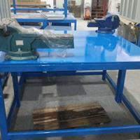钳工工作平台、铁面操作台、维修模具工作台生产厂家可定制