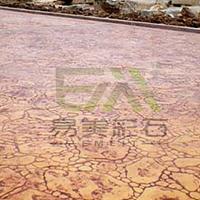 闵行宝山嘉定压模地坪施工 水泥混凝土直接压膜