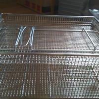 工业清洗筐  不锈钢网篮 不锈钢清洗篮筐厂家可定制