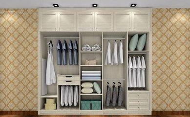 定制衣柜一二三线品牌的差异何在  它们是如何划分的