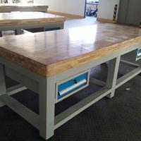设备维修操作平台,榉木台面钳工平台,重型模具组装平台