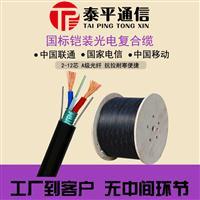 GYTS(A)光缆加电源线-光电复合缆