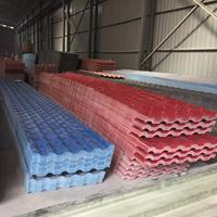 PVC仿古瓦 合成树脂瓦 厂家直销