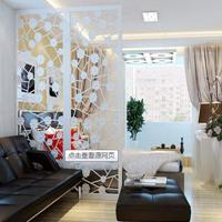 广州万达广场购物中心铝窗花- 工程案例/德普龙设计生产