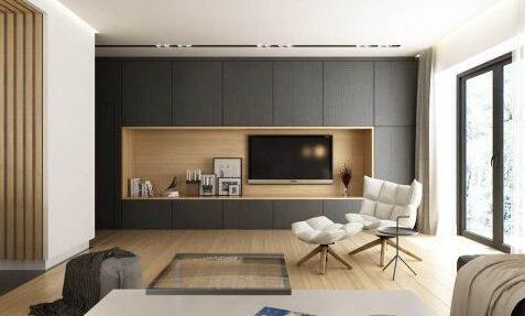 电视墙现在流行什么样  电视墙造型2018新款都有哪些
