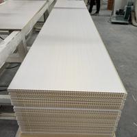 成都300竹纤维墙板厂家直销 石塑墙板 塑钢板