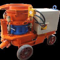矿用喷浆机厂家专业生产直销建筑喷浆机轨轮喷浆机