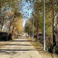 哈尔滨当地路灯厂家,哈尔滨太阳能路灯,哈尔滨中博路灯厂