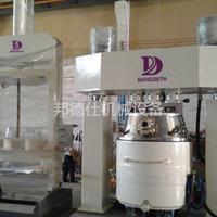 供应中山力度强分散机 广州硅酮密封胶设备 惠州硅酮结构胶生产线