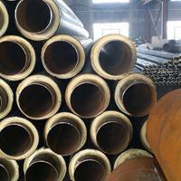 白银市聚氨酯塑套钢热水保温管参数等级