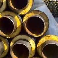 国标预制防腐聚氨酯采暖供热保温管全新报价