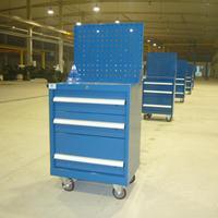 移动式工具柜、工具摆放柜、钳工工具柜、铁皮柜生产厂家
