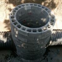 混凝土模块式排水检查井