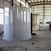法兰热处理炉,井式热处理炉