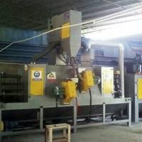 大型石材翻新处理设备橱柜大理石雕刻机无气喷砂机