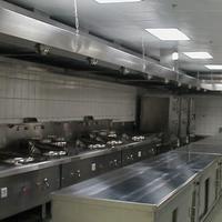 長沙廚房設備、通風管道、抽油煙罩制作