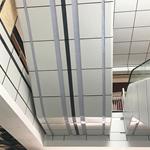 定制电梯包边柱单板 圆柱子包柱铝单板 弧形铝单板