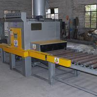 全自动板材输送式喷砂机  卫浴除锈设备定制
