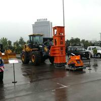 厂家合理价供应高速液压夯实机装载机配套用夯实机
