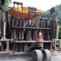 河北优质破碎设备厂家 路面改造破碎机锤头破碎机租赁