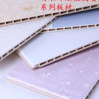 淄博竹木纤维集成墙板厂家全屋定制一步到位