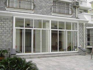 在农村做铝合金门窗有市场  农村铝合金门窗价格是多少