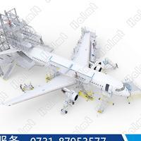 供应铝合金大飞机机坞系统 铝合金修理坞 检修平台 工装平台