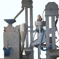 自动化碾米机组利用率极高