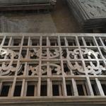 深圳安全防盗仿古铝窗花现货抢购|金属中国风铝窗花广州设计生产