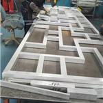珠海厂家批发学校改造工程外立面铝窗花/铝花格