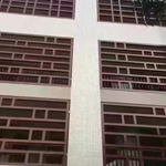 茂名/高州【沿街立面改造木纹铝窗花设计装修】免费出样品
