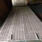 浙江杭州市江干区体育场馆铝窗花安装/厂家免费出方案