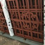 浙江宁波市江东区体育场馆铝窗花专业设计定制/品质可靠