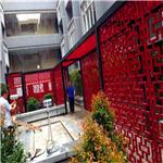 铝屏风装饰效果-铝屏风设计风格