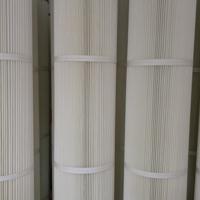 供应激光切割机锥形唐纳森美国HV公司阻燃滤纸材料滤筒