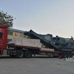 淮南建筑垃圾资源化设备 专业提供破碎筛分一体机