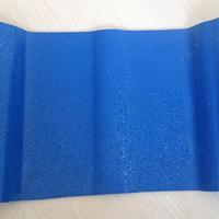 特价pvc建材塑钢复合防腐瓦 别墅防腐瓦合成树脂瓦 仿古树脂瓦片