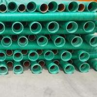 邯郸电力管厂家现货销售各种规格玻璃钢复合管承插接头