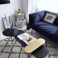 加西亚瓷砖案例60�O的克莱因蓝小公寓,竟只是个短租房