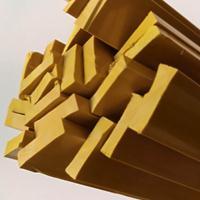 福建福州水磨石铜条加工永安条南平三明家具装饰铜条仿铜塑料条