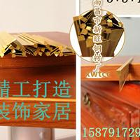 广东深圳广州东莞惠州铜条仿铜条水磨石铜条地坪分隔条厂家