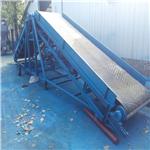 斜坡移动式不锈钢输送机 大倾角输送机定制 新